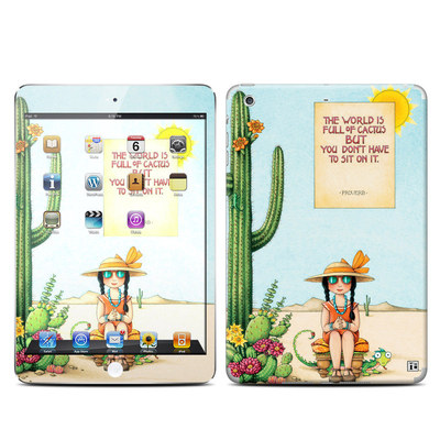 Apple iPad Mini Retina Skin - Cactus