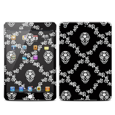 Apple iPad Mini Retina Skin - Calavera Lattice