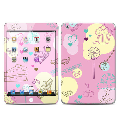 Apple iPad Mini Retina Skin - Pink Candy