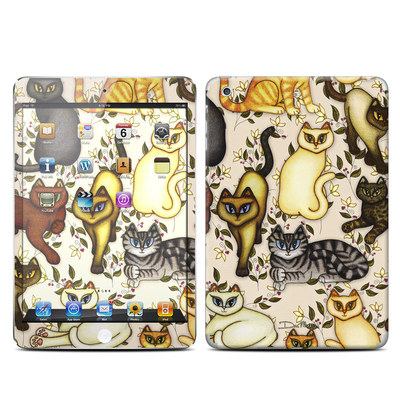 Apple iPad Mini Retina Skin - Cats