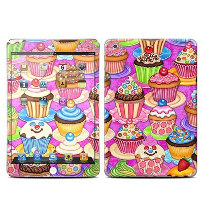 Apple iPad Mini Retina Skin - Cupcake