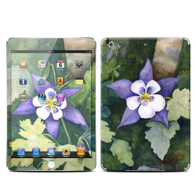 Apple iPad Mini Retina Skin - Colorado Columbines