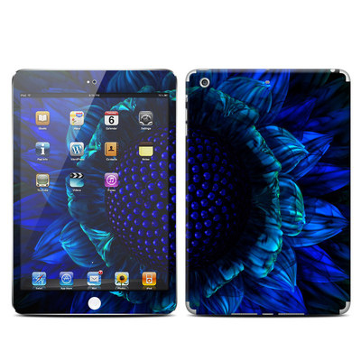 Apple iPad Mini Retina Skin - Cobalt Daisy