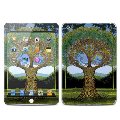 Apple iPad Mini Retina Skin - Celtic Tree