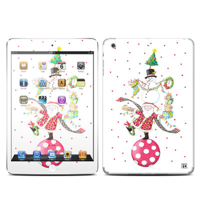 Apple iPad Mini Retina Skin - Christmas Circus