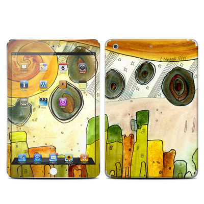 Apple iPad Mini Retina Skin - City Life