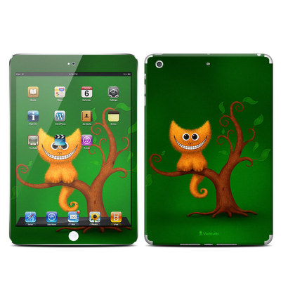 Apple iPad Mini Retina Skin - Cheshire Kitten