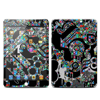 Apple iPad Mini Retina Skin - Circle Madness