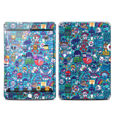 Apple iPad Mini Retina Skin - Cosmic Ray