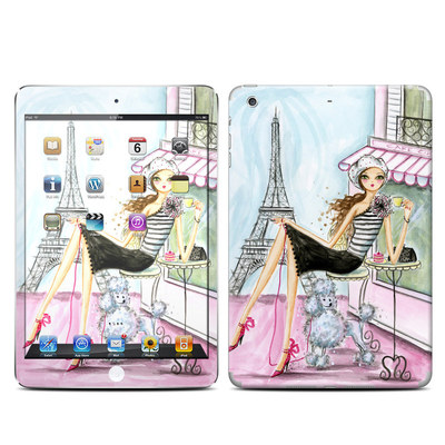 Apple iPad Mini Retina Skin - Cafe Paris