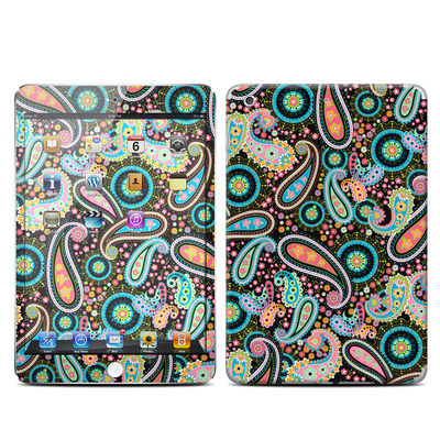 Apple iPad Mini Retina Skin - Crazy Daisy Paisley
