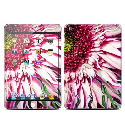 Apple iPad Mini Retina Skin - Crazy Daisy