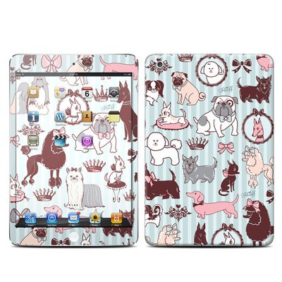 Apple iPad Mini Retina Skin - Doggy Boudoir