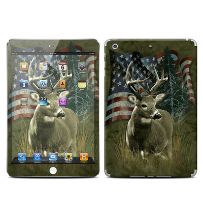 Apple iPad Mini Retina Skin - Deer Flag
