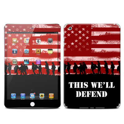 Apple iPad Mini Retina Skin - Defend
