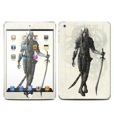 Apple iPad Mini Retina Skin - Dark Elf