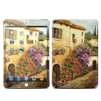 Apple iPad Mini Retina Skin - Via Del Fiori