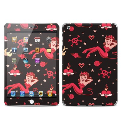 Apple iPad Mini Retina Skin - Devilette