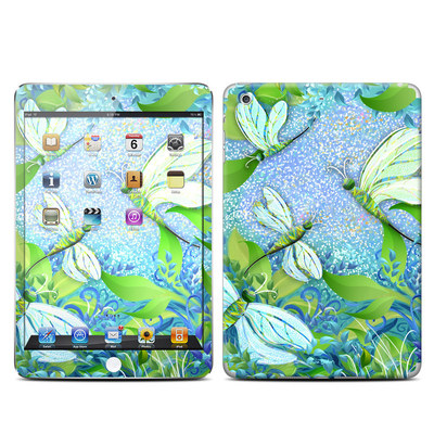Apple iPad Mini Retina Skin - Dragonfly Fantasy