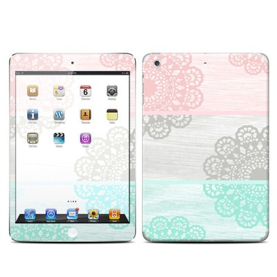 Apple iPad Mini Retina Skin - Doily