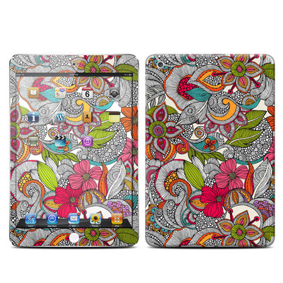 Apple iPad Mini Retina Skin - Doodles Color