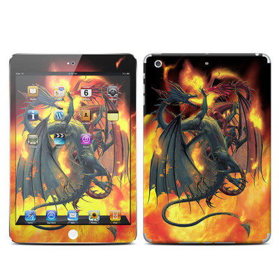 Apple iPad Mini Retina Skin - Dragon Wars