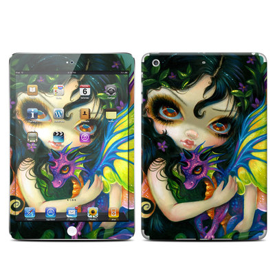Apple iPad Mini Retina Skin - Dragonling Child