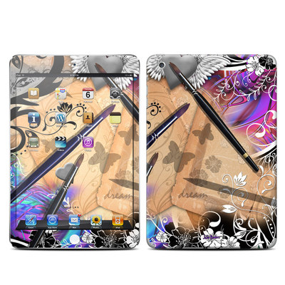 Apple iPad Mini Retina Skin - Dream Flowers