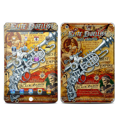 Apple iPad Mini Retina Skin - The Duelist