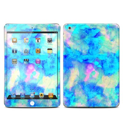 Apple iPad Mini Retina Skin - Electrify Ice Blue