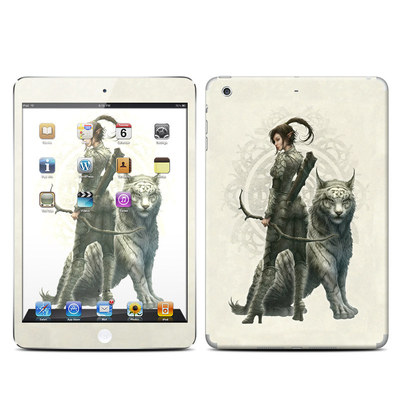 Apple iPad Mini Retina Skin - Half Elf Girl