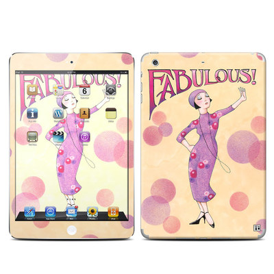 Apple iPad Mini Retina Skin - Fabulous