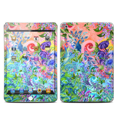Apple iPad Mini Retina Skin - Fantasy Garden