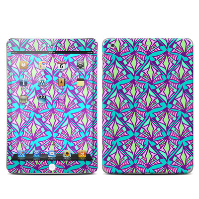 Apple iPad Mini Retina Skin - Fly Away Teal