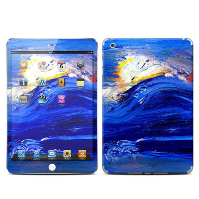 Apple iPad Mini Retina Skin - Feeling Blue
