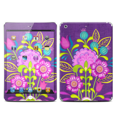Apple iPad Mini Retina Skin - Floral Bouquet