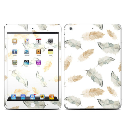Apple iPad Mini Retina Skin - Feathers