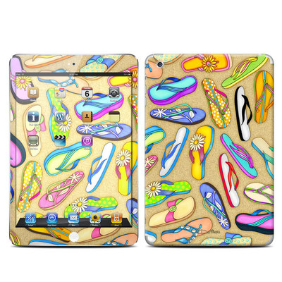Apple iPad Mini Retina Skin - Flip Flops