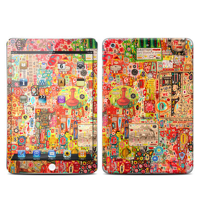 Apple iPad Mini Retina Skin - Flotsam And Jetsam