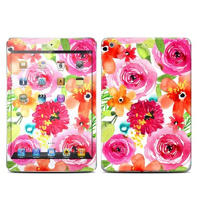 Apple iPad Mini Retina Skin - Floral Pop