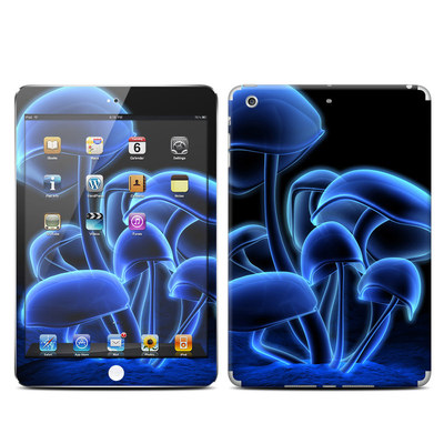 Apple iPad Mini Retina Skin - Fluorescence Blue