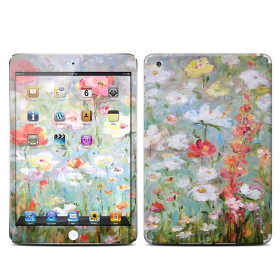 Apple iPad Mini Retina Skin - Flower Blooms