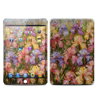 Apple iPad Mini Retina Skin - Field Of Irises
