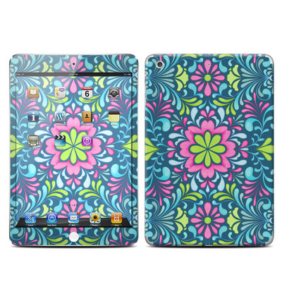 Apple iPad Mini Retina Skin - Freesia