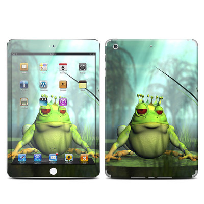 Apple iPad Mini Retina Skin - Frog Prince