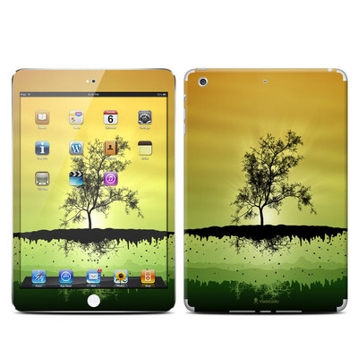 Apple iPad Mini Retina Skin - Flying Tree Amber