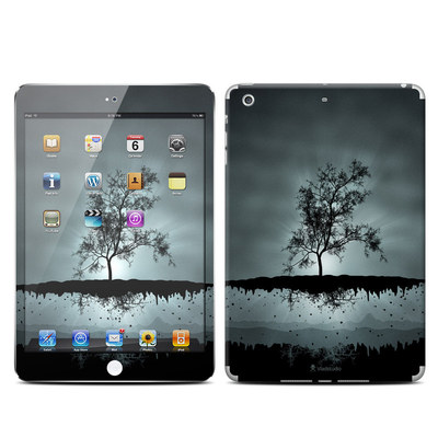 Apple iPad Mini Retina Skin - Flying Tree Black