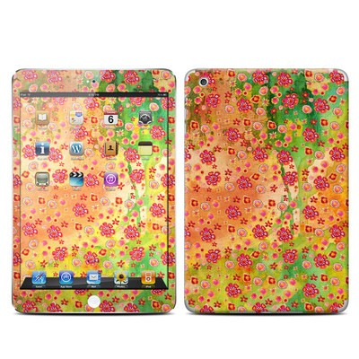 Apple iPad Mini Retina Skin - Garden Flowers