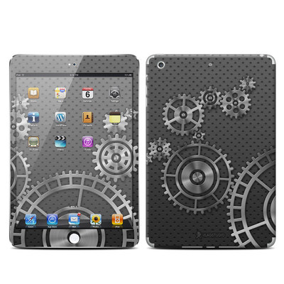 Apple iPad Mini Retina Skin - Gear Wheel