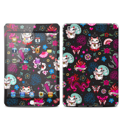 Apple iPad Mini Retina Skin - Geisha Kitty